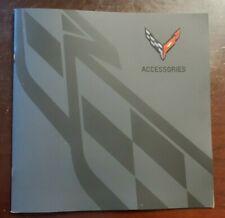 2020 C8 Corvette Accessories Brochure