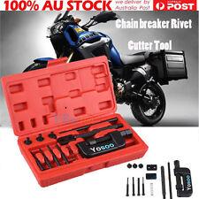 2017 Latest Chain breaker Rivet Cutter Tool Kit Bike / Motorcycle / Cam Drive DH