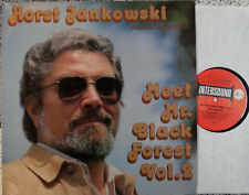Horst Jankowski Meet Mr. Black Forest Vol.2 LP Album 12´ Vinyl