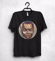 Fela Kuti T Shirt Top Afrobeat Music Nigerian Superstar Singer Musician Gift
