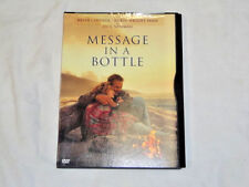 Message in a Bottle (DVD 2009) Kevin Costner, Robin Wright, Paul Newman; VGC