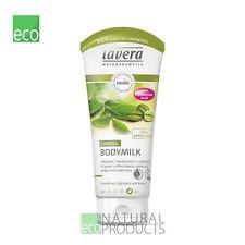 Lavera Organic Body Milk Firming Green Coffee & Green Tea 200ml