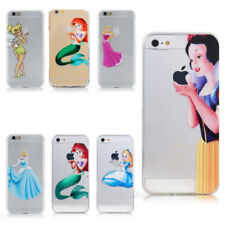 Disney Princess Mobile Phone Fitted Cases/Skins