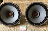 PAIR№1 of LEGENDARY HI-END FULLRANGE Soviet Speakers 4A-32, 12 inch, 12W, KINAP