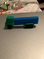 Vintage pez dispensers RARE Semi truck with No Feet!!