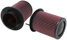 K&N Hi-Flow Air Intake Drop In Filter E-0668 For 08-13 Audi R8 4.2L V8
