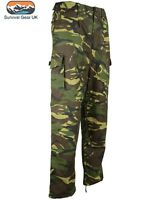S95 TROUSERS BRITISH DPM COMBAT RIPSTOP TACTICAL ARMY PATROL WORK PANTS