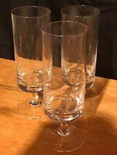 CHAMPAGNE GLASSES, ROSENTHAL STUDIO LINE