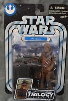 2004 Hasbro Star Wars Trilogy Collection CHEWBACCA FIGURE Empire Strikes  #08