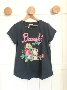 COTTON ON - Disney Bambi/Thumper T-shirt Size Large New with Tags