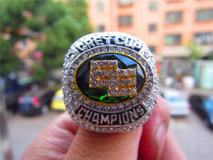 2015 Edmonton Eskimos The Grey Cup TEAM Ring Fan Men Gift