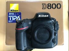 Nikon d800 BODY IN BUONO STATO. condizioni tecniche correttamente.