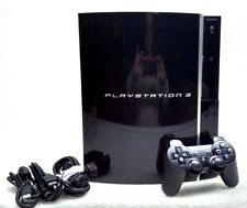 Sony Play Station 3 Video Game Console with Controller CECHL01 # 284907