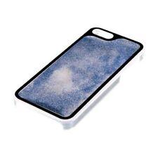 Fundas y carcasas transparentes Para iPhone 5s en color principal azul para teléfonos móviles y PDAs