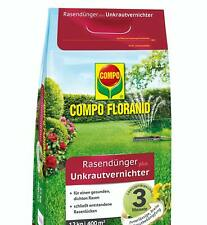 COMPO Floranid 12kg UV Rasendünger mit Unkrautvernichter