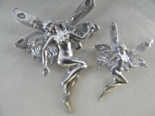 Silver 925 Fairy pins brooches