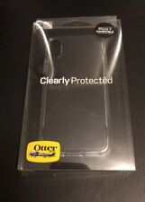 Genuine OtterBox TPU Clearly Protected iPhone X Skin Series - Clear