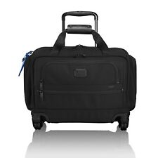 Brand New Tumi Alpha 2 - 4 Wheeled Compact Duffel Carry On