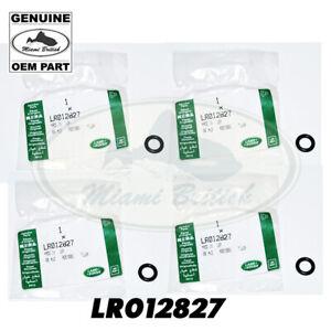 LAND ROVER FUEL INJECTOR SEAL LOWER SET x4 RANGE LR3 RR SPORT 06-09 LR012827 OEM