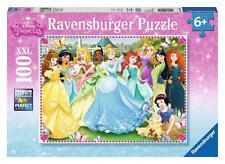 Ravensburger 10570 XXL 100 Piece Jigsaw Puzzle Disney Princess 49 x 36cm - New