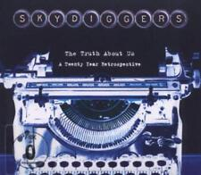 Skydiggers - The Truth About Us-a Twenty Year Retrospective