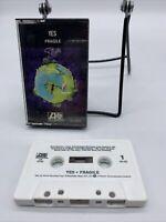 Yes - Fragile Cassette Tape Atlantic