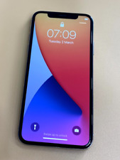 Apple iPhone X 64GB - Silver - EE Our Ref: TRG91684