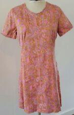 Cotton Blend Handmade Vintage Clothing for Women