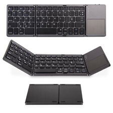Foldable Wireless Keyboard Mini Portable Touchpad For Laptop Pad Samsung iPhone