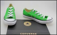 CONVERSE ALL STAR FLAT UNISEX CASUAL LACE UP SNEAKERS SHOES SIZE 1 US