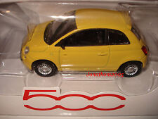 NOREV FIAT 500 TROPICALIA YELLOW au 1/43°
