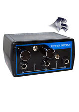 The Mini Power Supply; Dual 10 Turn Power - Hooks Up 2 Machines At Once!