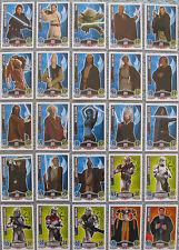 Star Wars Force Attax Choose One Movie Saga Card (Part 4/10, #69 - 93)