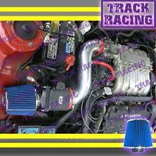 91 92-99 MITSUBISHI 3000GT GTO DODGE STEALTH N/T 3.0L V6 AIR INTAKE KIT Red Blue