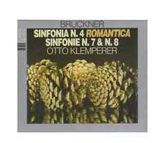 8003278510549 Bruckner: Sinfonia N.4 Romantica Sinfoni 3 CD