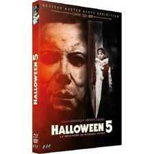 Blu Ray + DVD : Halloween 5 La revanche de Michael Myers - Ed Digibook - NEUF