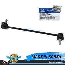 GENUINE Link Stabilizer Bar FRONT for 13-18 Hyundai Santa Fe Sorento 548302W000