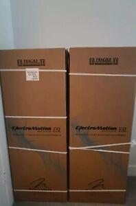 "MartinLogan ESL ElectroMotion 8"" Floor speakers"