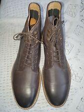Hudson London Herrenstiefel - Herrenschuhe  Boots Größe: 45 - Farbe: Braun Top!