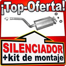 Silenciador Trasero MERCEDES 190 (W201) E 2.0 2.3 2.6 1986-1993 Escape DFP