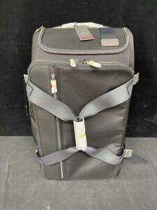 Tumi Merge Wheeled Duffel Packing Case Black 222844BC New