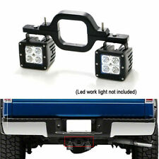 Trailer Hook Light Hitch Mounting LED Bracket  For Off-Road Truck Jeep SUV