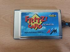 AVM Fritz! ISDN FRITZ!Card PCMCIA V2