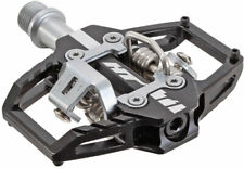 HT Pedals T1-SX clipless platform pedals, CrMo - black