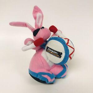"Energizer Bunny Plush Stuffed Toy Rabbit 1997 4.5"" Tall"