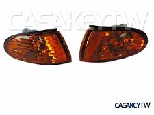 Mitsubishi Lancer EVO Evolution 1 2 3 1992 1993 1994 1995 Corner Light Amber L92