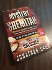Mystery of the Shemitah + Unlocked DVD Documentary -Jonathan Cahn- $24.99 Retail