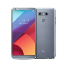 NUOVO LG G6 H870 32GB PLATINUM 4G Android 7.0 WIFI NFC 13MP DUAL SMARTPHONE FOTOCAMERA