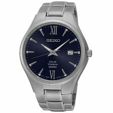 Seiko Casual 100 m (10 ATM) Wristwatches with 12-Hour Dial