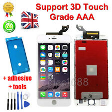 """For iPhone 6s Plus 5.5"""" LCD Digitizer Touch Screen Genuine IC Replacement White"""